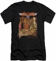 Aerosmith slim-fit t-shirt Toys mens black