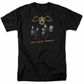 Aerosmith t-shirt Get Your Wings mens black