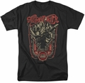 Aerosmith t-shirt Let Rock Rule mens black