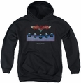 Aerosmith youth teen hoodie Rocks black