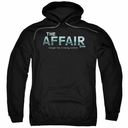 Affair pull-over hoodie Ocean Logo adult black