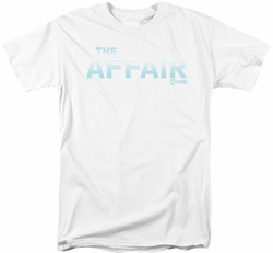 Affair t-shirt Logo mens white