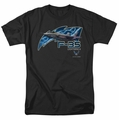 Air Force t-shirt F35 mens black