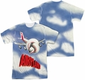 Airplane mens full sublimation t-shirt Title