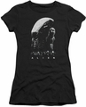 Alien juniors t-shirt Evolution black