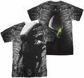 Alien mens full sublimation t-shirt Creature Feature