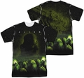 Alien mens full sublimation t-shirt Ominous