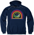 Alien pull-over hoodie Nostromo adult navy