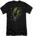 Alien   slim-fit t-shirt Acid Drool mens black