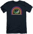 Alien   slim-fit t-shirt Nostromo mens navy