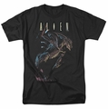 Alien t-shirt Form And Void mens black