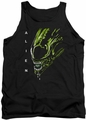Alien  tank top Acid Drool mens black