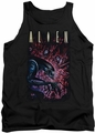 Alien  tank top Collection mens black