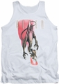 Alien  tank top Face Off mens white