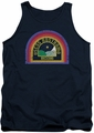 Alien  tank top Nostromo mens navy