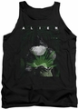 Alien  tank top Take A Peak mens black