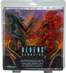 Aliens action figures Genocide 2-pack