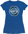 Amazing Race juniors t-shirt Around The Globe royal