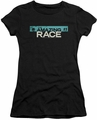 Amazing Race juniors t-shirt Bar Logo black