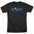 Amazing Race t-shirt Faded Globe mens black