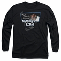 American Graffiti adult long-sleeved shirt Mamma's Car black