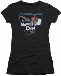 American Graffiti juniors t-shirt Mamma's Car black