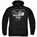 American Graffiti pull-over hoodie Mamma's Car adult black