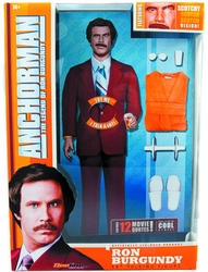Anchorman 13-Inch Talking Ron Burgundy Figure