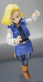 Android 18 figure Dragonball Z S.H.Figuarts