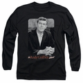Andy Griffith adult long-sleeved shirt Classic Andy black