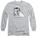 Andy Griffith adult long-sleeved shirt In Loving Memory silver