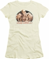 Andy Griffith juniors t-shirt 3 Amigos cream