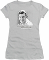 Andy Griffith juniors t-shirt In Loving Memory silver