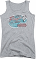 Andy Griffith juniors tank top Floyd's Barber Shop athletic heather