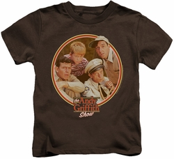 Andy Griffith kids t-shirt Boys Club coffee