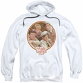 Andy Griffith pull-over hoodie Boys Club adult white