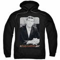 Andy Griffith pull-over hoodie Classic Andy adult black