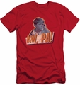 Andy Griffith slim-fit t-shirt Aw Pa mens red