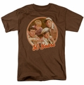 Andy Griffith t-shirt 50 Years mens coffee