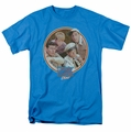 Andy Griffith t-shirt Boys Club mens turquoise