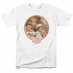 Andy Griffith t-shirt Boys Club mens white