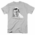 Andy Griffith t-shirt In Loving Memory mens silver