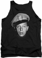 Andy Griffith tank top Barney Head mens black