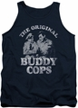 Andy Griffith tank top Buddy Cops mens navy