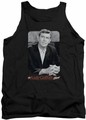 Andy Griffith tank top Classic Andy mens black