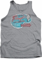 Andy Griffith tank top Floyd's Barber Shop mens heather
