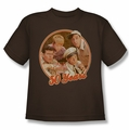 Andy Griffith youth teen t-shirt 50 Years coffee
