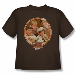 Andy Griffith youth teen t-shirt Boys Club coffee
