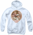 Andy Griffith youth teen hoodie Boys Club white