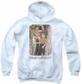 Andy Griffith youth teen hoodie Tree Photo white